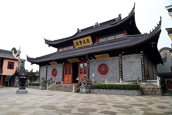 山东霞屿寺