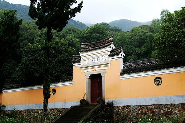山东天童寺