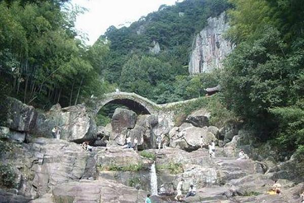 福建丹山赤水